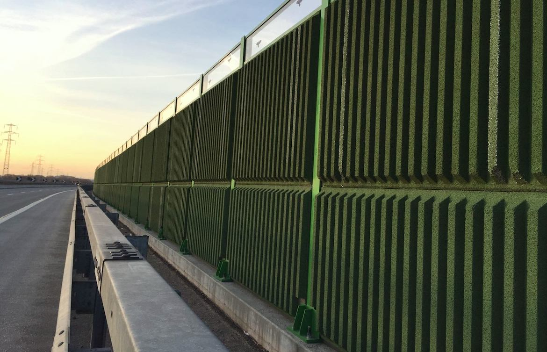 Ativa – fornitura di barriere antirumore